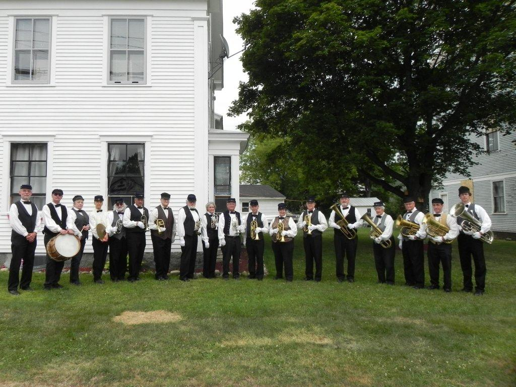Centennial Brass Band Photo